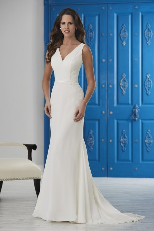 Simple, Casual and Informal Wedding Dresses