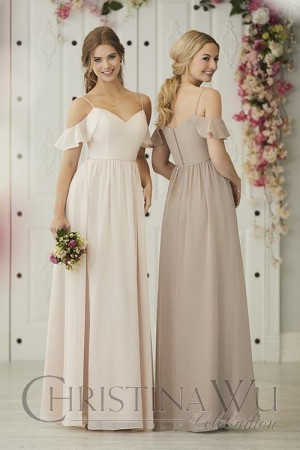 Christina Wu Celebration Bridesmaid Dresses