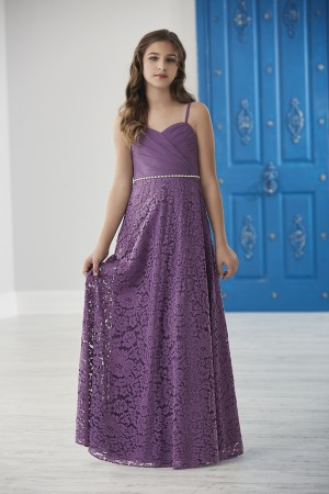 7e67cba2bc1 Junior Bridesmaid Dresses in Youthful Styles and Charming Colors