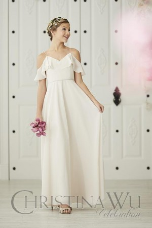 34652f370 Junior Bridesmaid Dresses in Youthful Styles and Charming Colors