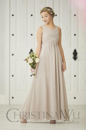 7cf7a96476c3 Junior Bridesmaid Dresses in Youthful Styles and Charming Colors