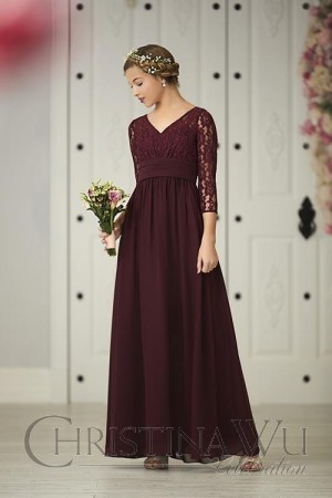 Junior Bridesmaid Dresses in Youthful Styles and Charming Colors
