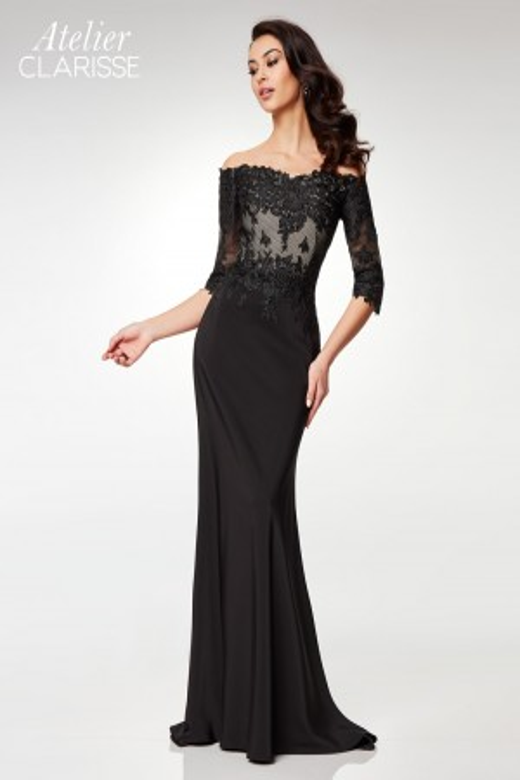 Clarisse Atelier - Dress Style M6504