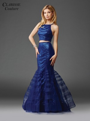 Clarisse Couture - Dress Style 4928