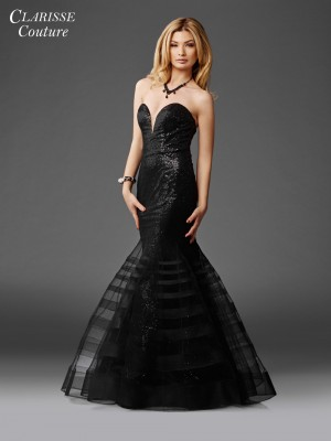 Clarisse Couture - Dress Style 4950