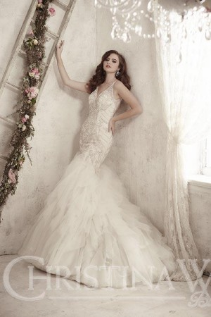 Christina Wu 15603 Wedding Dress