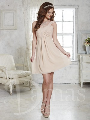 House of Wu Damas 52356 Quick Delivery Bridesmaid Dress