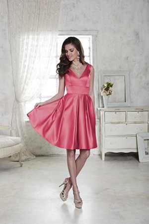 House of Wu Damas 52361 Quick Delivery Bridesmaid Dress
