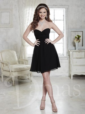 House of Wu Damas 52368 Quick Delivery Bridesmaid Dress
