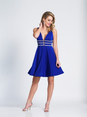 Dave and Johnny - Dress Style 3698