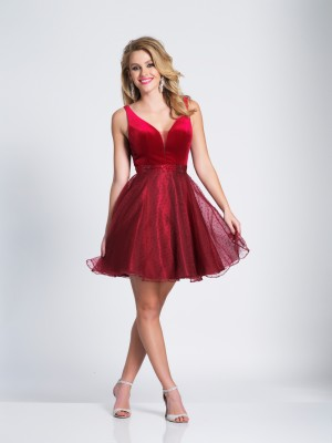 Dave and Johnny - Dress Style 3772