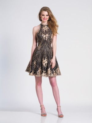 Dave and Johnny - Dress Style 3973