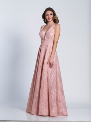 Dave and Johnny - Dress Style 5853