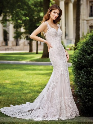 Martin Thornburg for Mon Cheri 117273 Sonal Wedding Dress