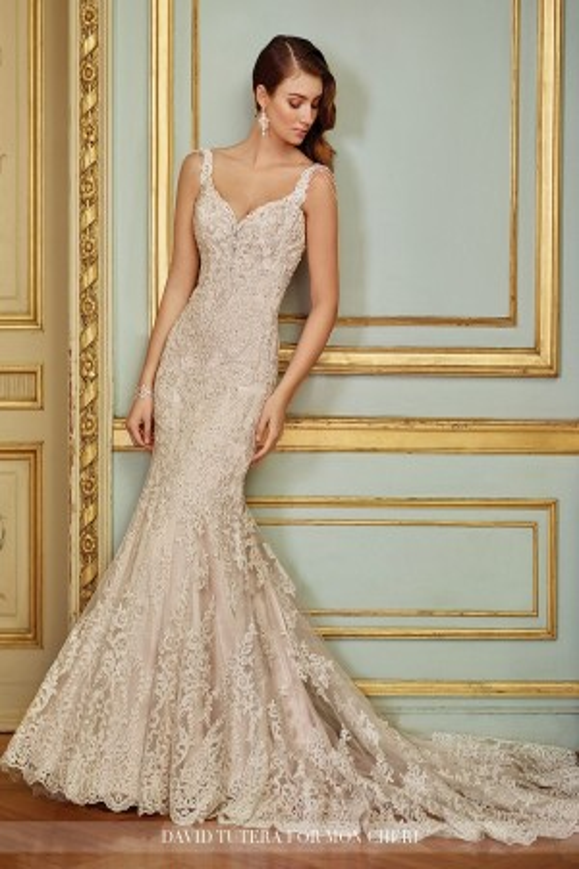 David Tutera 117288 Ophira Wedding Dress
