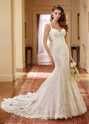 David Tutera 217221 Helen Wedding Dress