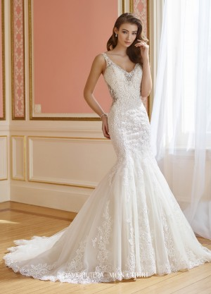 David Tutera 217224 Lela Wedding Dress
