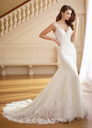 David Tutera 217225 Frances Wedding Dress