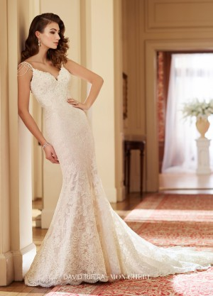 David Tutera 217228 Florence Wedding Dress