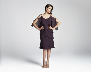 Daymor Couture - Dress Style 381