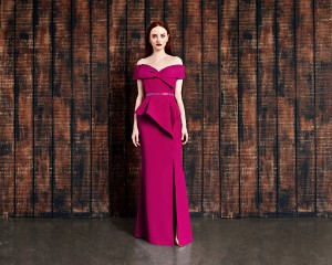 Daymor Couture - Dress Style 850
