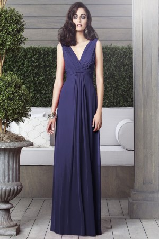 Dessy 2907 Bridesmaid Dress