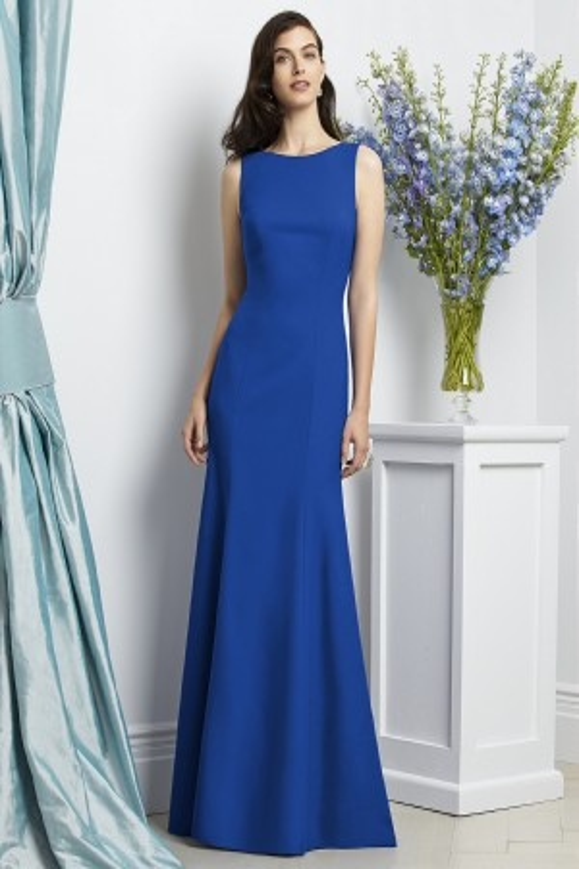 Dessy 2936 Quick Delivery Bridesmaid Dress