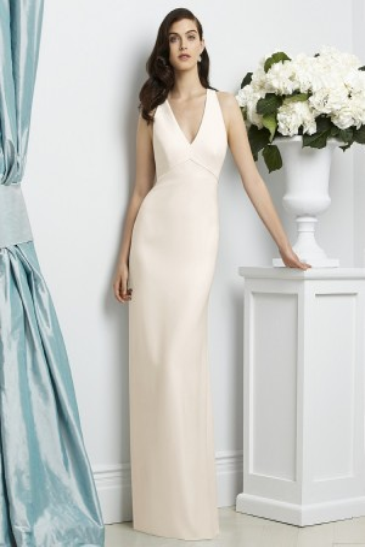 Dessy 2938 Quick Delivery Bridesmaid Dress