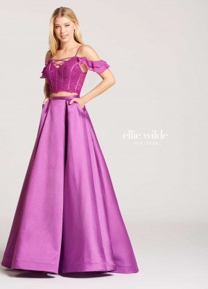Ellie Wilde - Dress Style EW118008