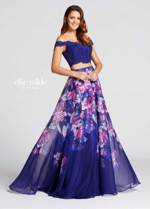 Ellie Wilde - Dress Style EW118013