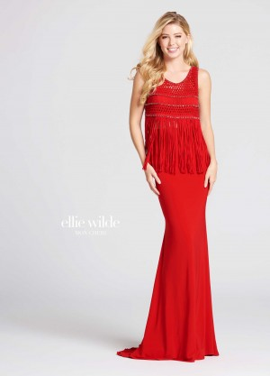 Ellie Wilde - Dress Style EW118019