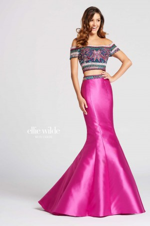 Ellie Wilde - Dress Style EW118038