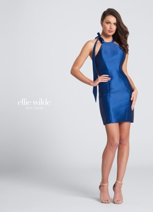 Ellie Wilde EW21740S Homecoming Dress