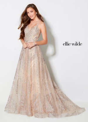 bf1b40450f84 Ellie Wilde Dresses   2019 Prom Dress Collection