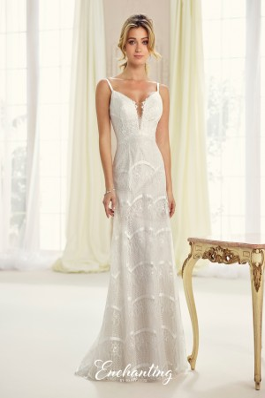 Enchanting by Mon Cheri 217113 Wedding Dress