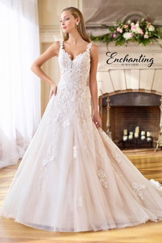 Enchanting by Mon Cheri - Dress Style 218183