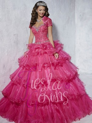 House of Wu 56253 Quinceanera Dress
