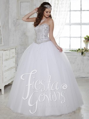 House of Wu 56276 Quinceanera Dress