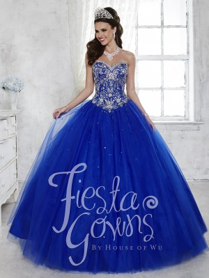 House of Wu 56281 Quinceanera Dress