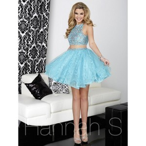 Hannah S 27015 Two-Piece Dress