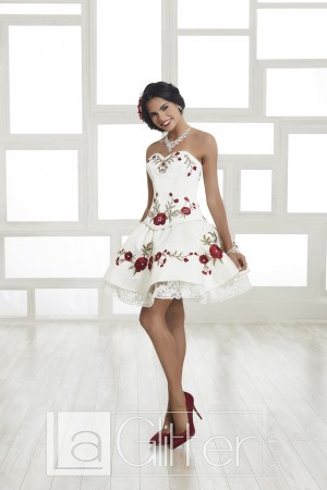 House of Wu - Dress Style 24023