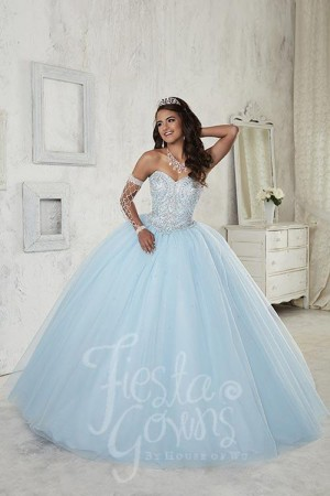 House of Wu 56298 Quinceanera Dress
