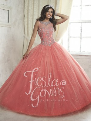 House of Wu 56315 Quinceanera Dress
