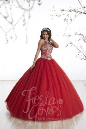 House of Wu 56326 Quinceanera Dress
