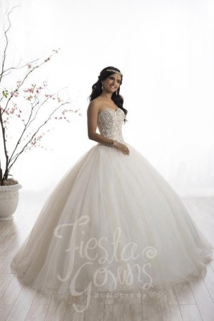 House of Wu 56328 Quinceanera Dress