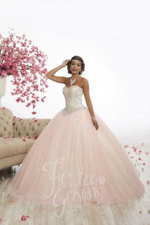 Fiesta Gowns by House of Wu - Dress Style 56337