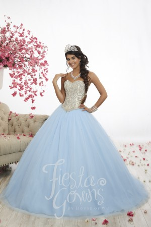 Fiesta Gowns by House of Wu - Dress Style 56339