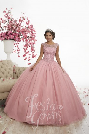 Fiesta Gowns by House of Wu - Dress Style 56340