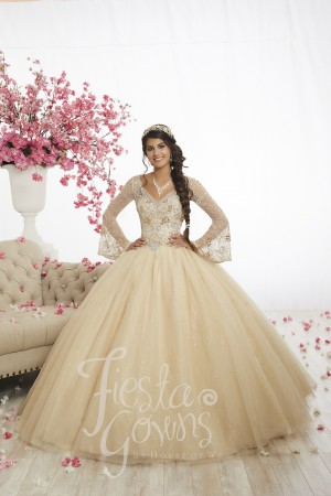 Fiesta Gowns by House of Wu - Dress Style 56346
