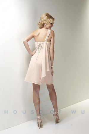 House of Wu Damas 52357 Quick Delivery Bridesmaid Dress